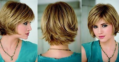 tendencias de corte de cabelo curto 2015 - Pesquisa Google