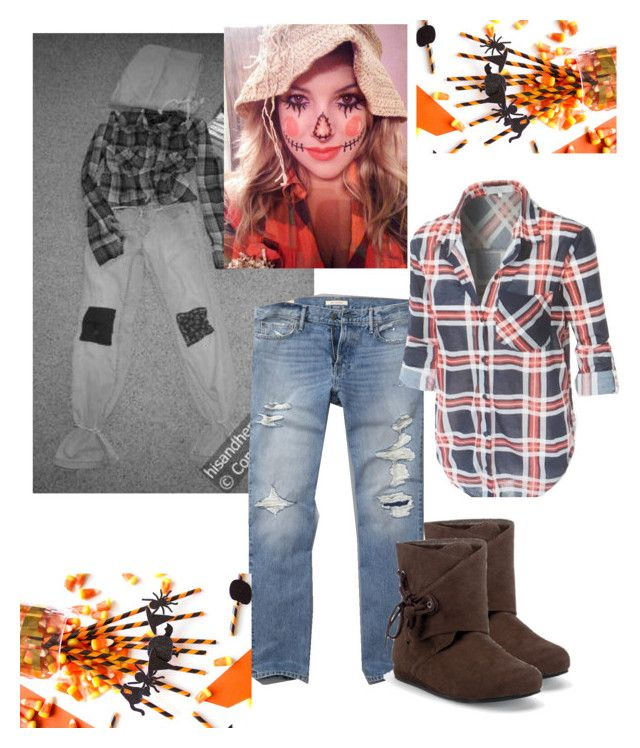 """Untitled #124"" by nellanm on Polyvore featuring Abercrombie & Fitch"