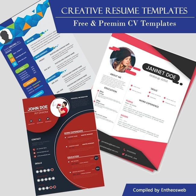 Pin On Cv Design Template