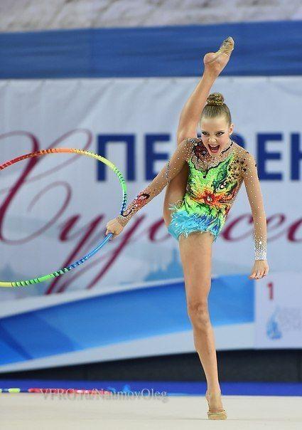 Polina Shmatko (Russia), junior