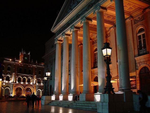 Lisbon  D. Maria II Theater