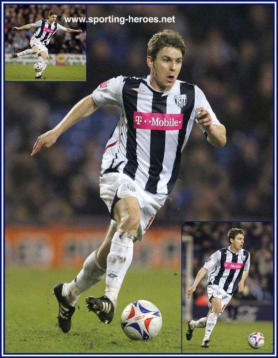 Zoltan Gera - West Bromwich Albion FC - League Appearances