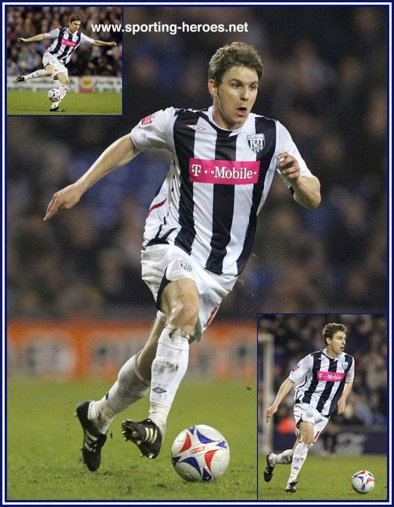 Zoltan Gera - West Bromwich Albion FC - League Appearances