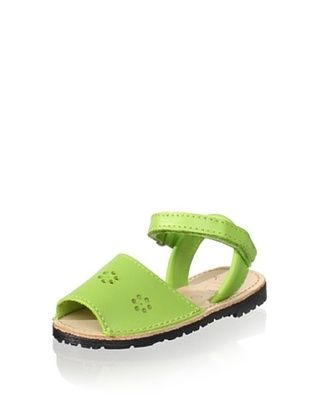 54% OFF TNY by Tinny Kid's Ankle-Strap Sandal (Pistacho)