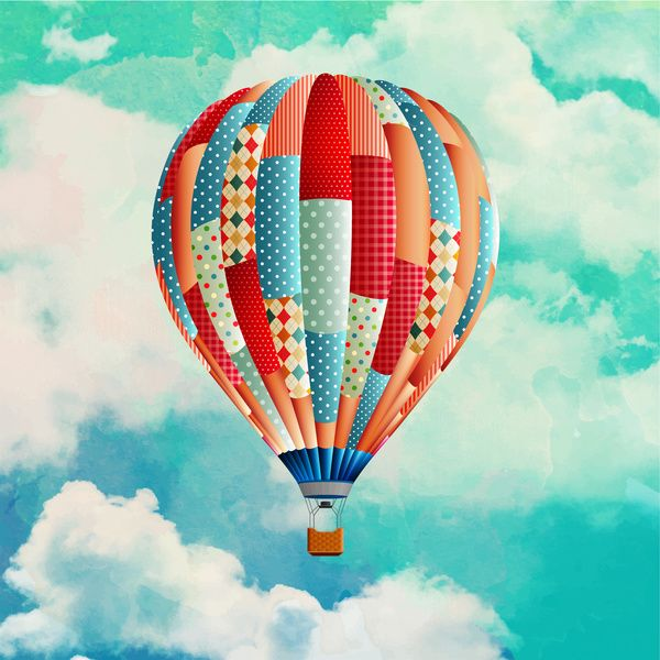 Baby Liberty and the Hot Air Balloon Adventure