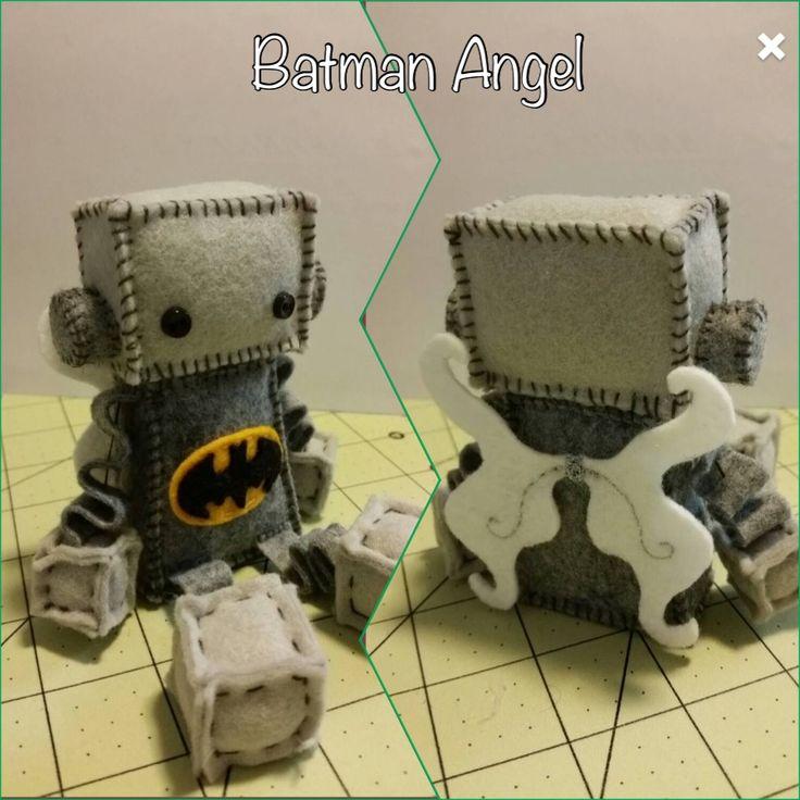 Batman Angle Robot<3