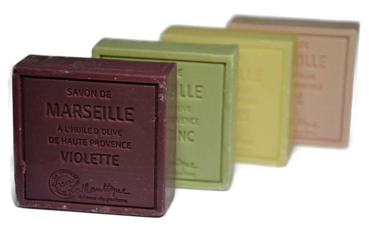 Τα γνήσια σαπούνια μασσαλίας σε πάρα πολλά αρώμστα και με την παραδοσιακή μέθοδο ωρίμανσης