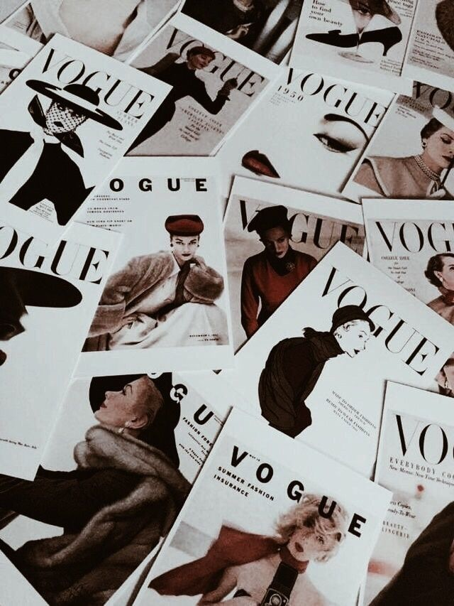 Vsco Starsixseven Vogue Wallpaper Fashion Wallpaper Fashion Collage