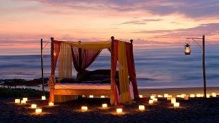 Cabana (Beach Sunset)