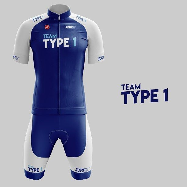 a1518e2ba Cycling kit design for Team Type 1
