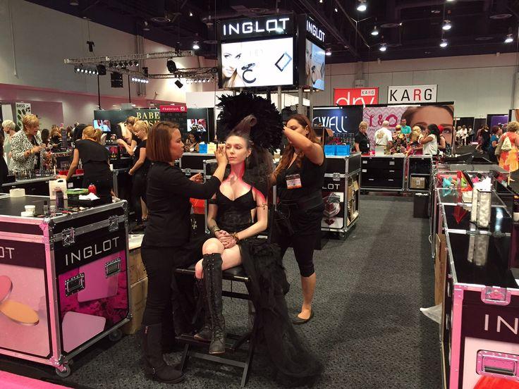 International Beauty Show Las Vegas #IBS