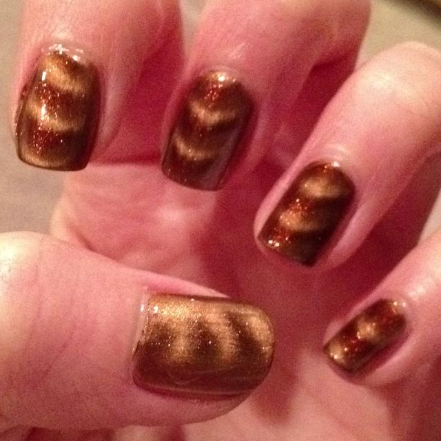 Sally Hansen Magnetic Nail Polish :)