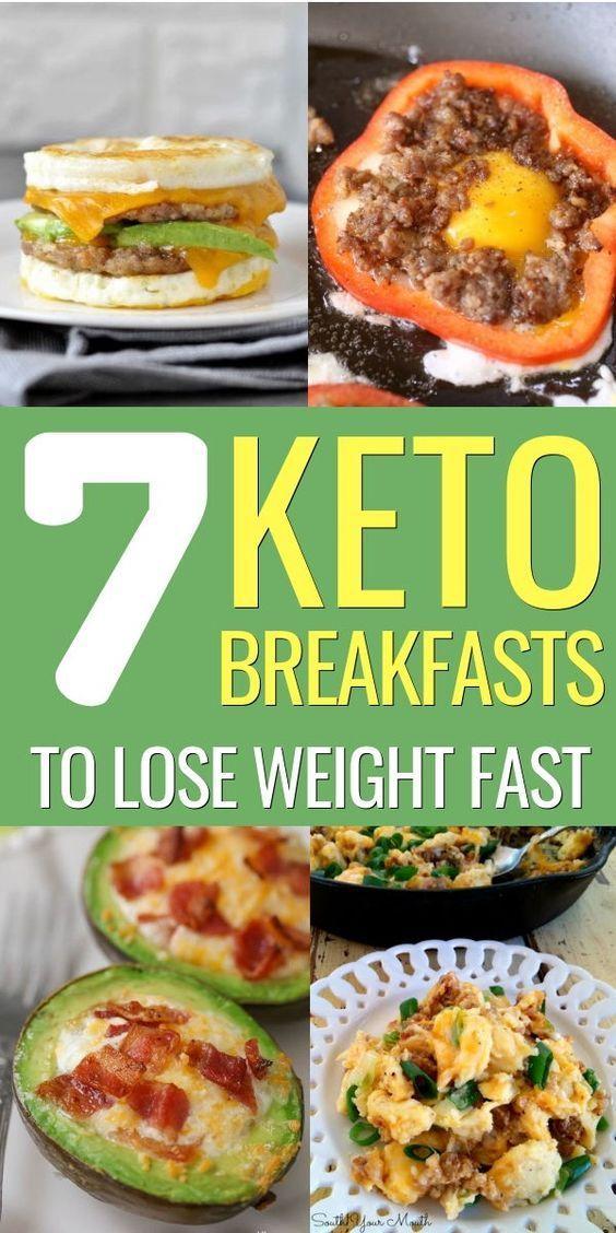 7 leichte KetoRezepte zum Frühstück
