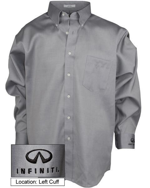 Серая рубашка мужская