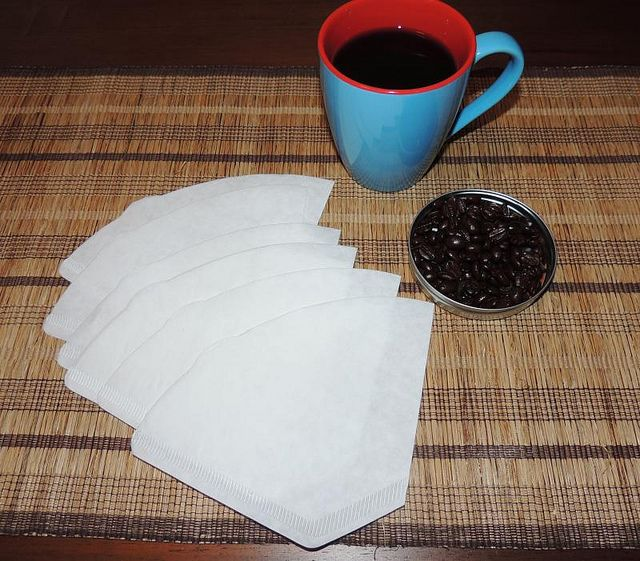 29 uses for coffee filters for survival - Coffee filters are ubiquitous. They are inexpensive, light weight and readily available. Heck, you can purchase coffee filters at the Dollar store, Amazon Costco, the corner grocery and even on EBay.