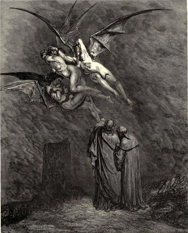 dante alighieri a poetic descent into Dante alighieri - poet - the author of la commedia (the divine comedy), considered a masterwork of.