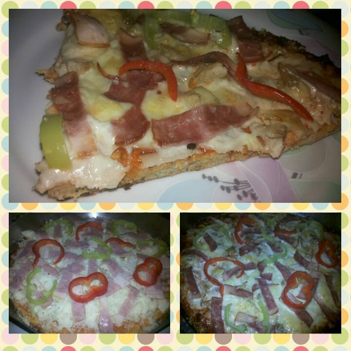 Ζύμη πίτσας