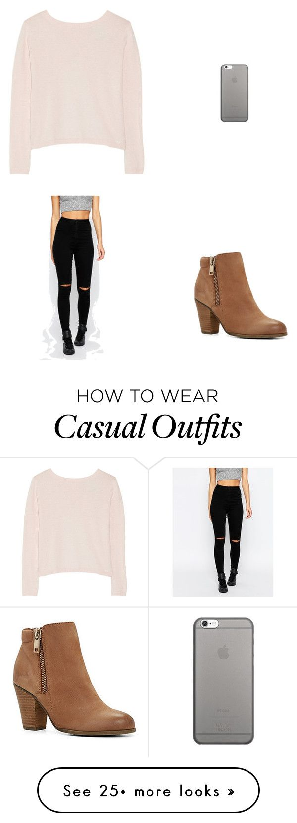 """Casual #2"" by simplicityclothing on Polyvore featuring Banjo & Matilda, Missguided, ALDO and Native Union"