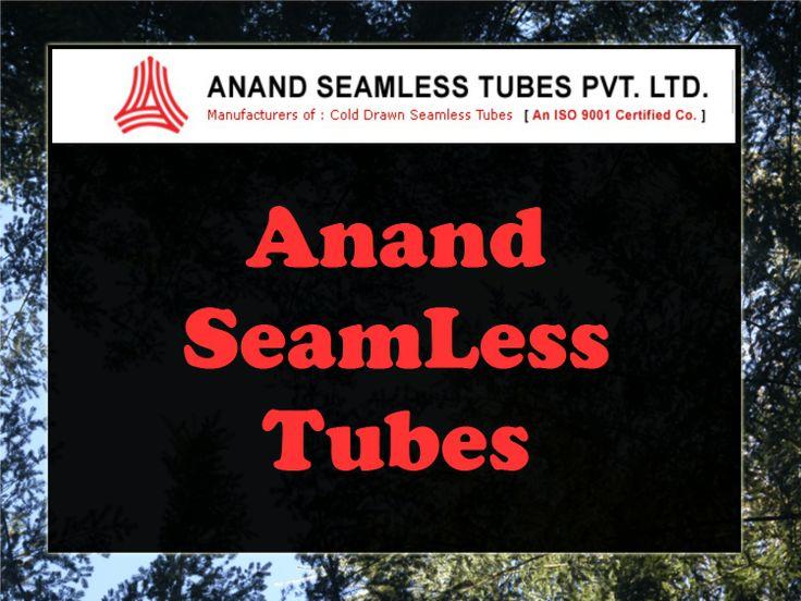 Seamless Tube