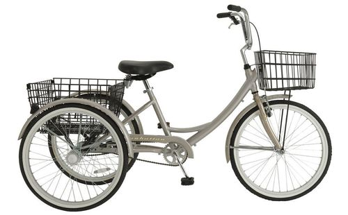 Adult Trike from Manhattan Cruisers, 1 speed, lightweight tricycle online at Bike Attack