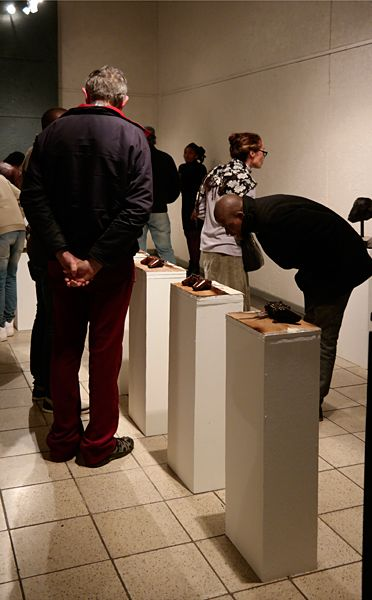 ALTAR: a solo exhibition of sculpture by Lwandiso Njara at Association of Arts Pretoria, 3  - 22 June 2016  #art #exhibition #sculpture
