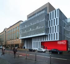 New home for Royal Scottish National Orchestra next to GRCH