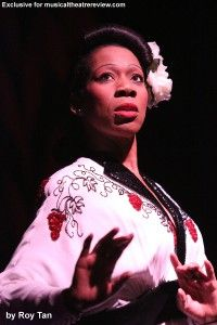Nina Kristofferson – being Billie Holiday – Musical Theatre Review - 2014 Tour 1st April / 8th May.  Grab your ticket now!