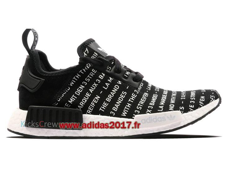 Adidas NMD R1 - Chaussure de Running Pas Cher Pour Homme/Femme La marque avec les 3 bandes S76519