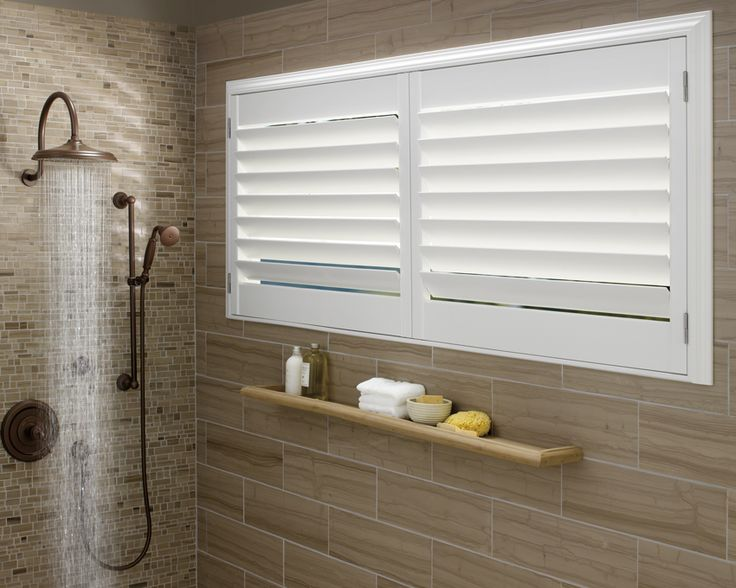 Combining the matte lustre of painted wood with the durability of Polyresin, Luxaflex PolySatin Shutters are the ideal addition to any family home, inside or out. #luxaflexaus #shutters #polysatinshutters #windowfashions #windowcovering #sale #midyearsale