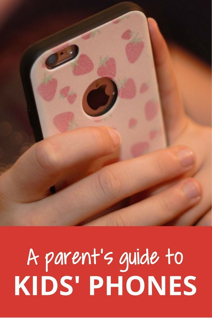 Tips for keeping control over mobile phones for teenagers and children.
