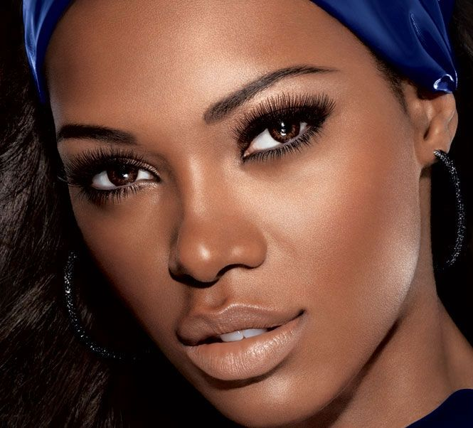 Jessica White - model | HOT CHOCOLATE | Natural makeup ...