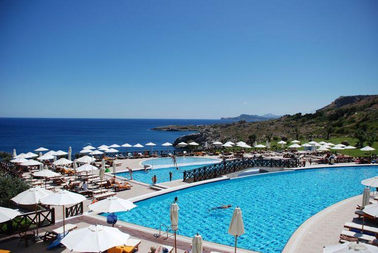 Hotel Kalithea Horizon Royal in Griechenland