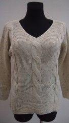 Sweter damski W053 MIX STANDARD (Produkt Turecki)