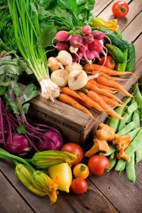 Χρειάζεστε 10 Μερίδες Λαχανικών για να πάρετε τα Ίδια Θρεπτικά Συστατικά που θα παίρνατε από Μια Μερίδα 50 Χρόνια Πριν!!!