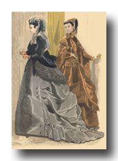 Viktorianska klänningar - 7