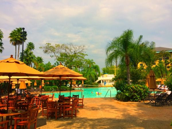 Enjoying a Tranquil Experience At The Loews Royal Pacific Resort in Orlando Florida @Loews_Hotel @UniversalORL #OrlandoFlorida
