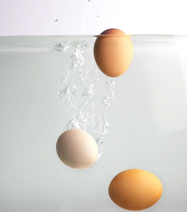 Is your egg fresh??......15 Egg Hacks that Will Amaze You - One Crazy House