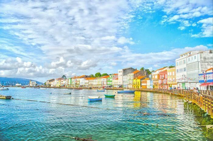 The unique & colorful experiences at Costa Galicia make it one of the best romantic destinations for honeymoon in Spain.