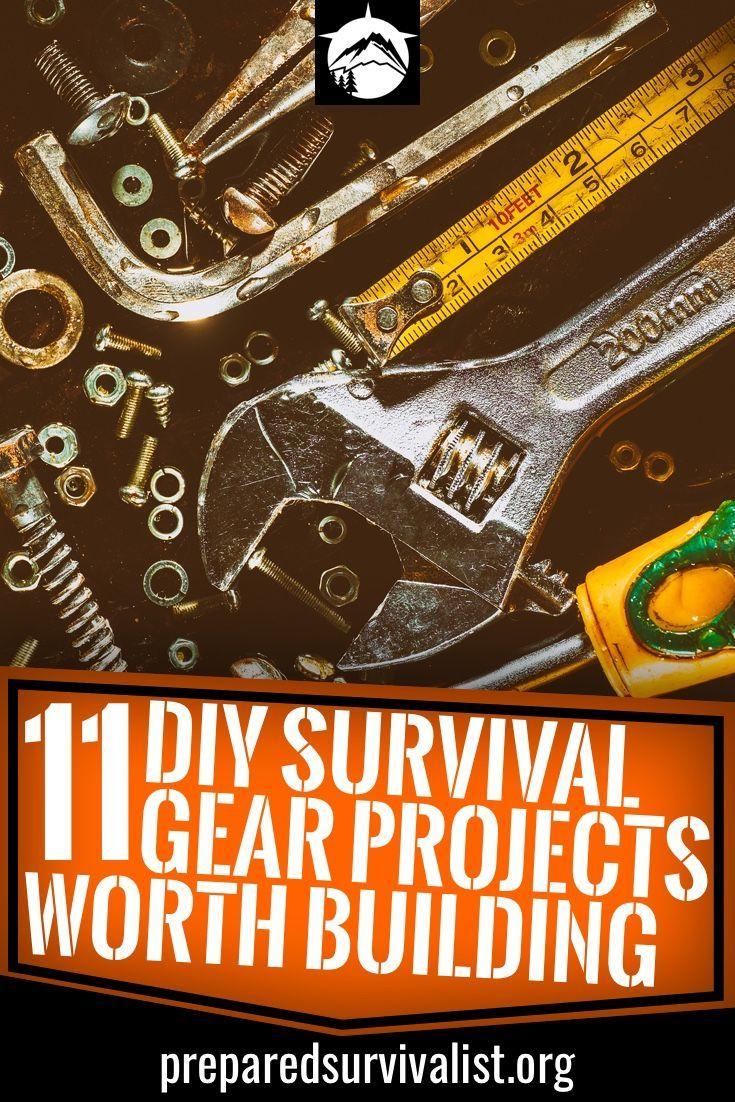 11 Diy Survival Gear Projects Worth Building Survival Gear Survival Skills Outdoor Survival