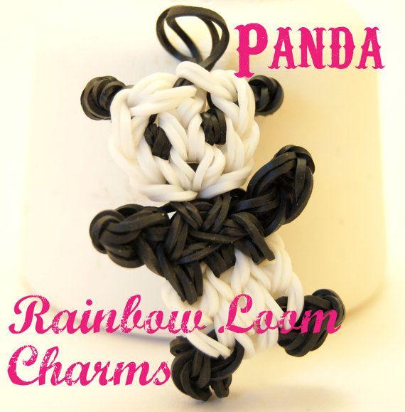 Rainbow Loom, Rainbow Loom Bracelets, Rubber band Bracelets, Rubberband Charms, Rainbow Loom Action Figures