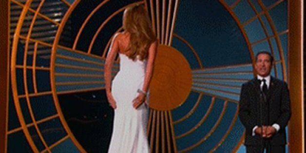 Emmys objectify Sofia varga