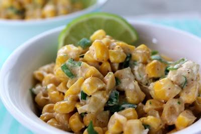 Mexikanischer Mais-Salat
