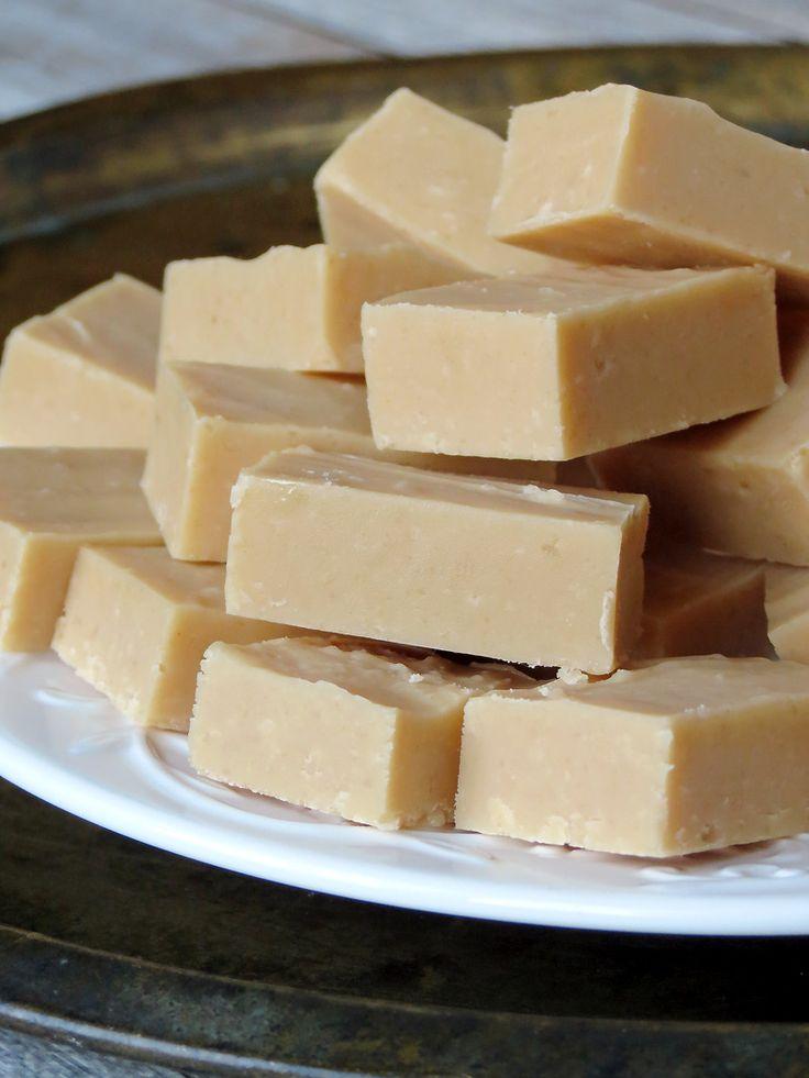 Ginger Caramel Fudge | yummyaddiction.com