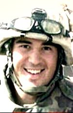 Marine LCpl Justin D. McLeese, 19, of Covington, Louisiana. Died November 13, 2004, serving during Operation Iraqi Freedom. Assigned to 3rd Battalion, 1st Marine Regiment, 1st Marine Division, I Marine Expeditionary Force, Marine Corps Base Camp Pendleton, California. Died of injuries sustained when an improvised explosive device detonated near his position during combat operations in Fallujah, Anbar Province, Iraq.