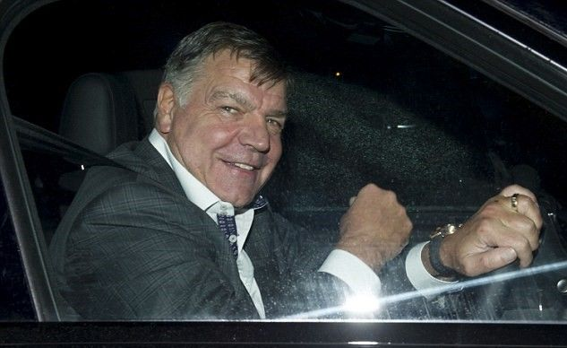 Sam Allardyce will have another 4million in the bank at the end of 2017 if he saves Crystal Palace from  Source