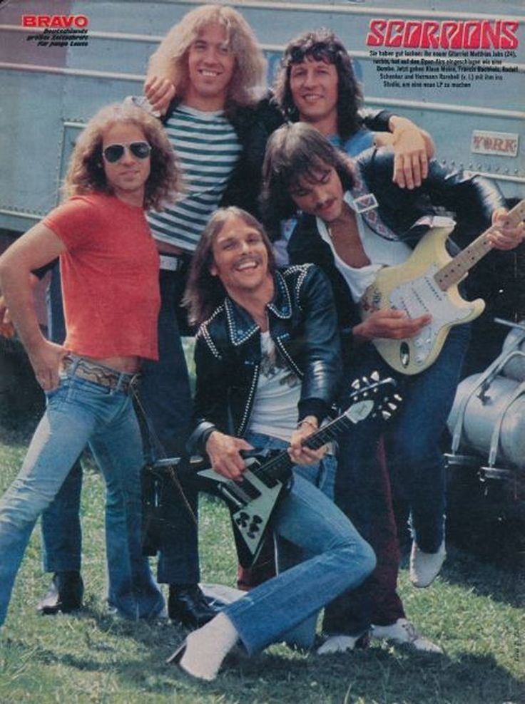 Scorpions  | R&R in 2019 | Greatest rock bands, 80s metal