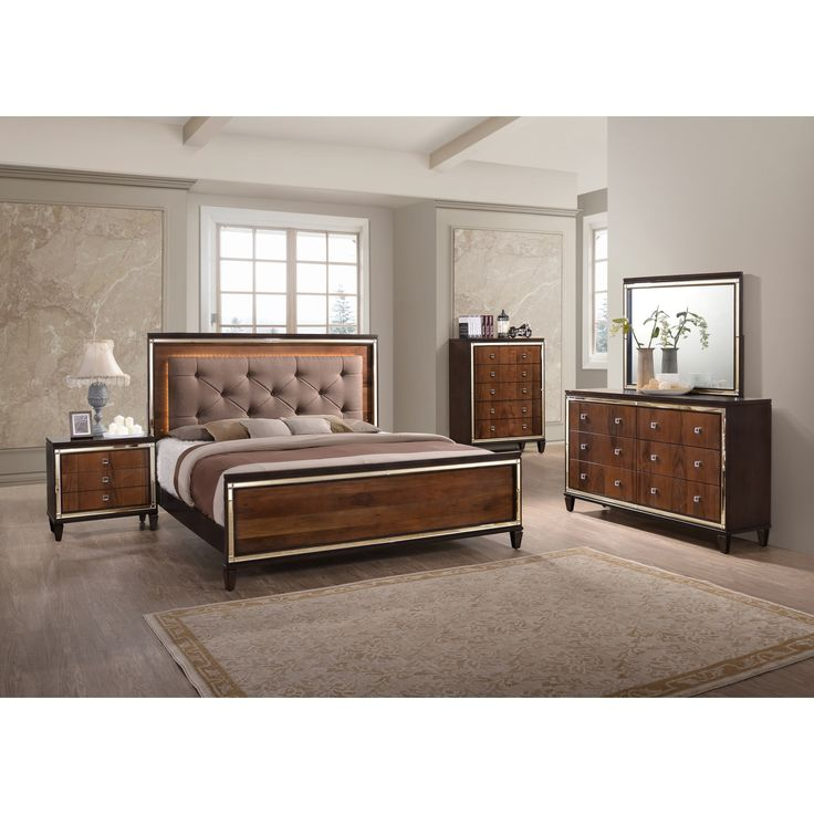 Claire Queen Bedroom Group By New Classic