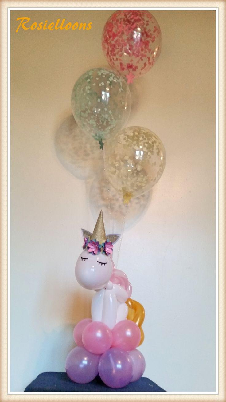 M s de 25 ideas incre bles sobre fiesta tematica for Cuarto unicornio nina