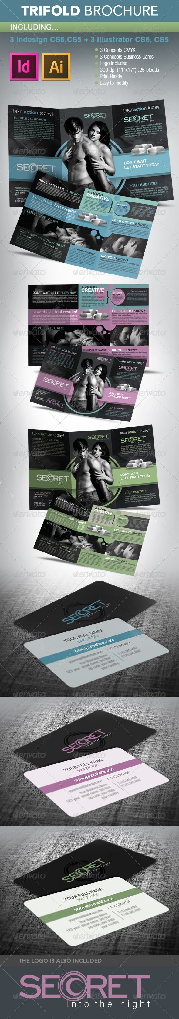 115 best # Trifold Brochure Templates Designs images on Pinterest ...
