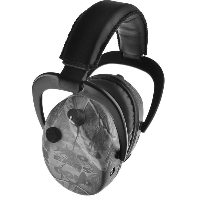 Pro Ears Stalker Gold NRR Real Tree APG Hearing Protection Headphones
